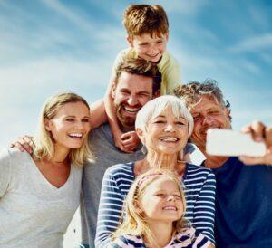 GRANDPARENTS EXTENDED FAMILY