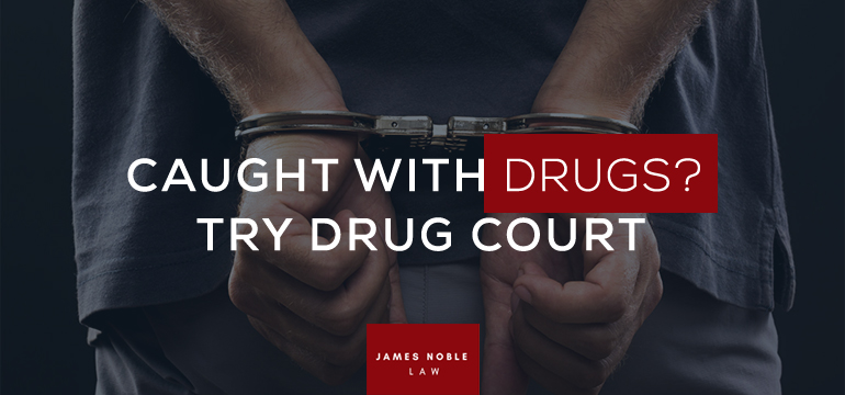 Caught With Drugs Try Drug Court Lawyers in Brisbane