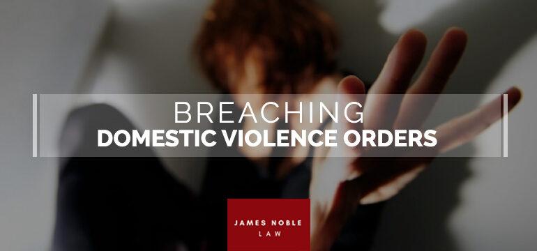 Domestic Violence Order