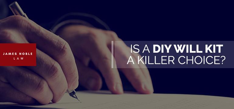 Is A Diy Will Kit A Killer Choice?