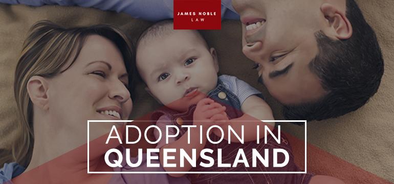 Adopting a child in Queensland