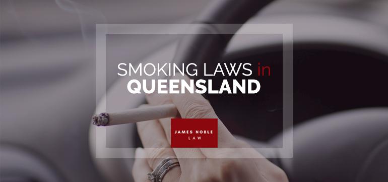 Smoking Laws in Queensland