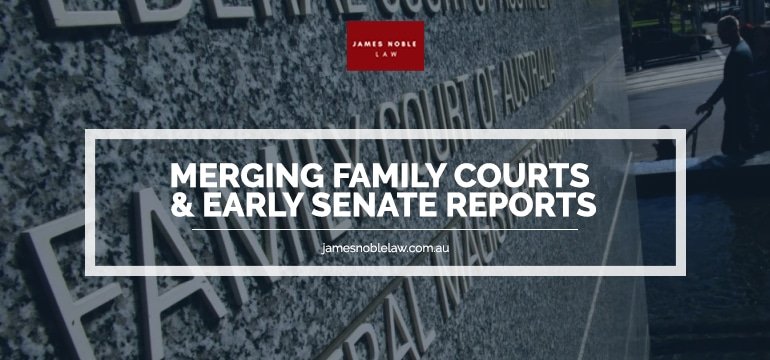 Family Law Matter