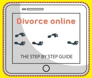 online divorce application