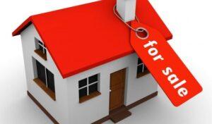 property sale.