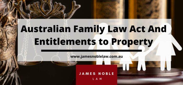 Australian Family Law