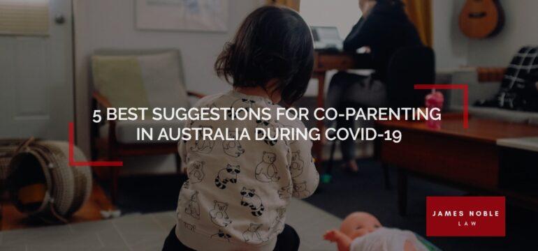 co-parenting Australia