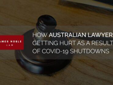 How australian Lawyers getting hurt
