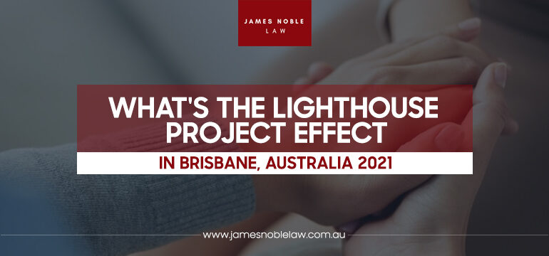 Lighthouse Project effect in Brisbane