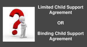 Binding Child Agreement