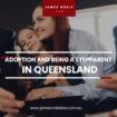 adoption Queensland